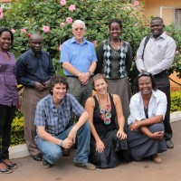 The ICSEA team at the Uganda Carbon Bureau